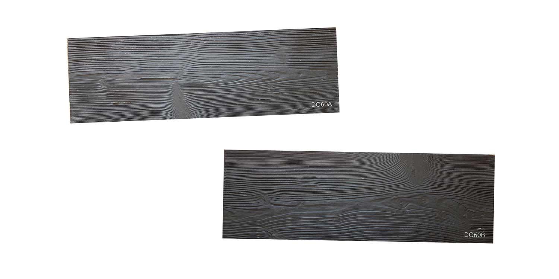 STAMP® Drevený obklad SET - 2 profesionálne raznice na výrobu moderného dreveného obkladu 2 ks doa + dob