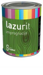 ULTRA LAZURIT BASE -  Impregnácia na drevo