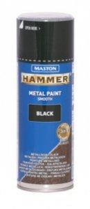 Maston Hammer sprej - hladká farba na kov v spreji