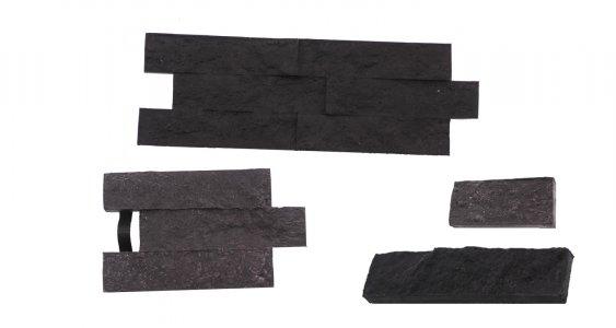 STAMP® Travertin SET2 - 4 profesionálne raznice na výrobu obkladu