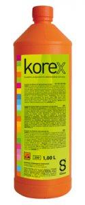 Korex - Prostriedok na odstránenie korózie