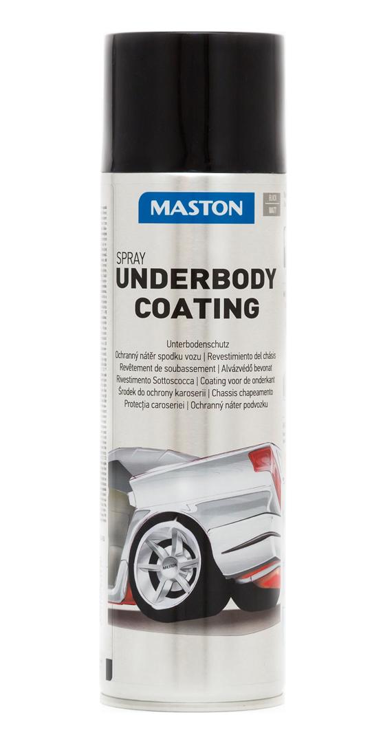 Maston sprej na podvozok - Spray Underbody coating Auto