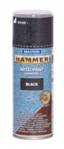 Maston Hammer sprej - kladivková farba na kov v spreji