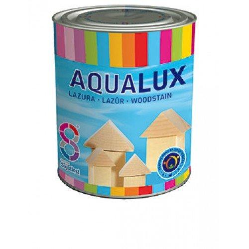 Aqualux - ekologická lazúra na drevo