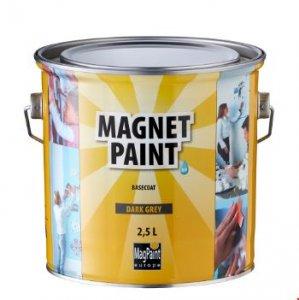 MagnetPaint - magnetická farba na stenu