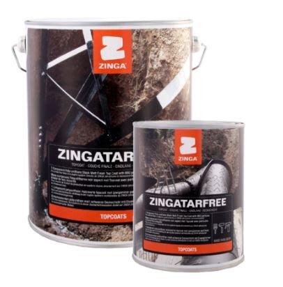 ZINGA Zingatarfree - chemicky odolná jednozložková polyuretánová farba