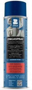 ZINGA Zingaspray - antikorózny náter so zinkom v spreji