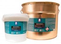 ZINGA Aquazinga - dvojzložkový zinkový náter do 600°C  a galvanickými vlastnosťami