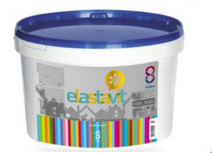 FASENA ELASTIC - Silikónová elastická samoumývateľná fasádna farba