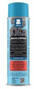 ZINGA Zingaluspray - galvanizácia za studena v spreji s katodickou ochranou