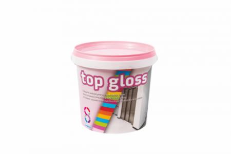 Top Gloss - bezfarebný lesklý náter na sokel
