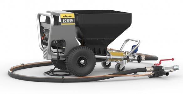 PLASTCOAT 1030 - Slimákové zariadenie - Vozík