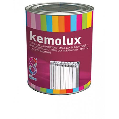 Kemolux - farba na radiátory biely 0,65 l