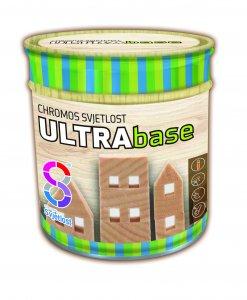 Ultra Base - základný náter na drevo
