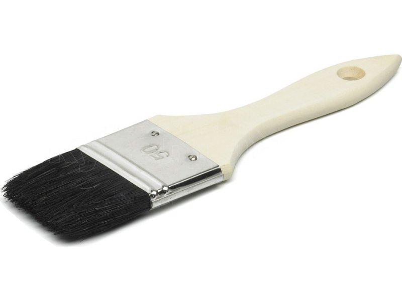 Štetec pre zahladzovanie s drevenou rúčkou - GO Mottler