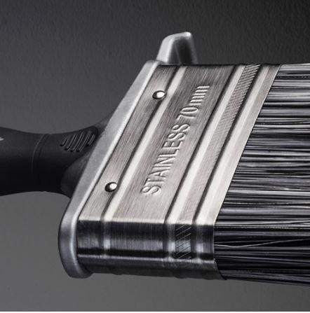 Štetec plochý kvalitný so závesom na vedro - Platinum Flat Brush
