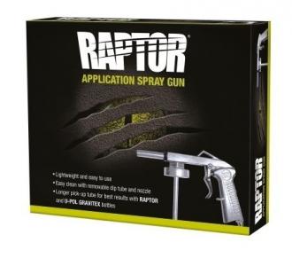 Štandardná U-POL UBS aplikačná pištoľ Raptor
