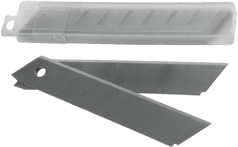 Set náhradných odlamovacích nožíkov - Spare Blades 10 ks