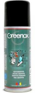 Greenox - odstraňovač graffiti
