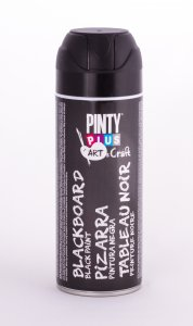 Pinty Plus Art - Tabuľová farba v spreji