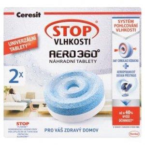 CeresitStop AERO - náhradné tablety 2x450g