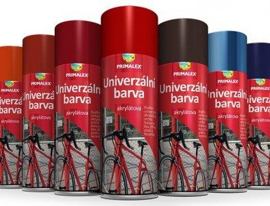 Primalex - univerzálna farba v spreji