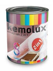 Kemolux lak 2v1 - antikorózna farba