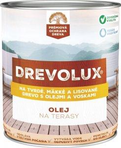 Drevolux Olej na terasy - olej na drevenú podlahu