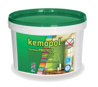 Kemopol Premium Protect - protiplesňová farba biela 2 l