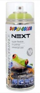 DC Next - ekologická rýchloschnúca farba v spreji