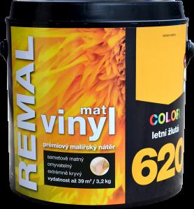 REMAL VINYL - umývateľný maliarsky náter