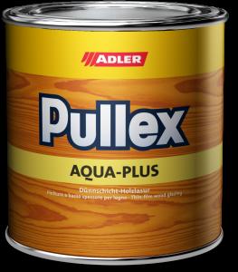 Adler Pullex Aqua Plus - vodouriediteľná lazúra na vonkajšie drevodomy a obloženie