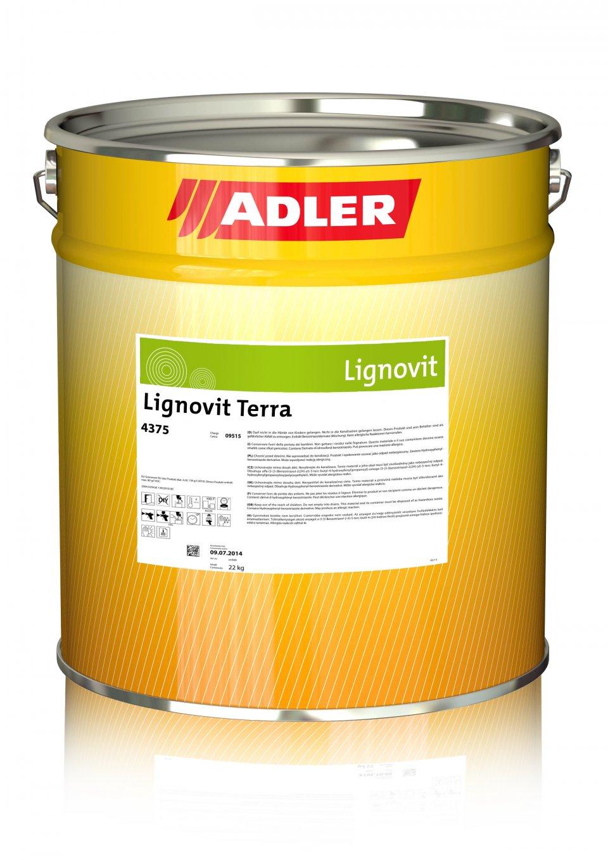 Adler Lignovit Terra - ekologický olej na drevo pre interiér a exteriér