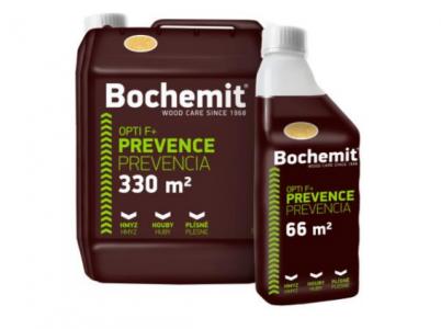 Bochemit Opti F + - dlhodobá preventívna ochrana dreva