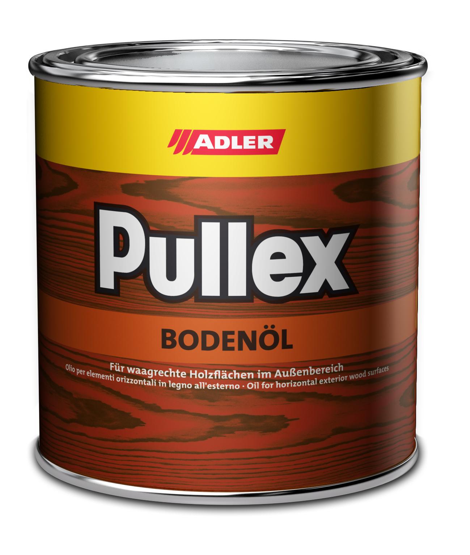 Adler Pullex Bodenöl - silne penetrujúci, ochranný a vodoodpudivý olej na drevené terasy