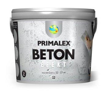 Primalex Beton efekt - betónová stierka na stenu
