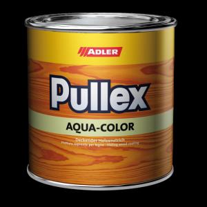 Adler Pullex Aqua Color - miešanie do RAL aj NCS - ochranná vodouriediteľná farba na drevo do exteri