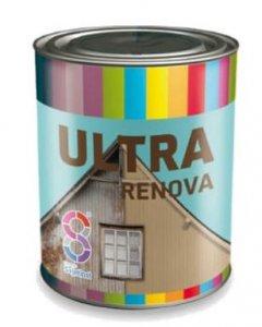 Ultra Renova - Zosvetľujúca renovačná lazúra na drevo