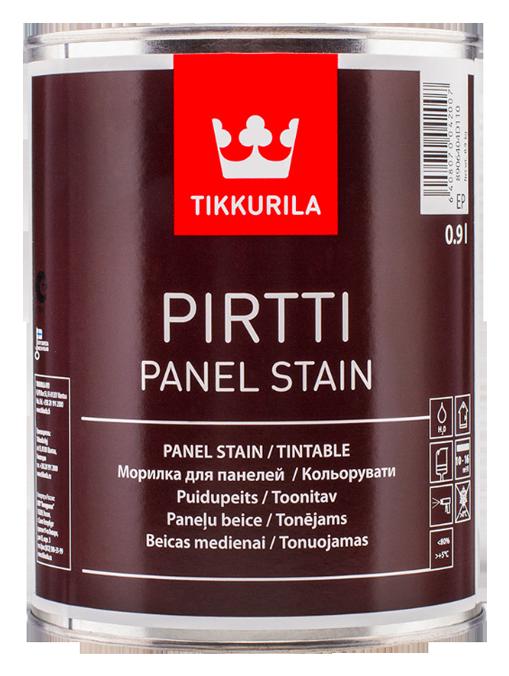 PIRTTI Panel Stain – moridlo na drevo