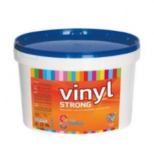 Vinyl Strong - matná odolná umývateľná biela farba