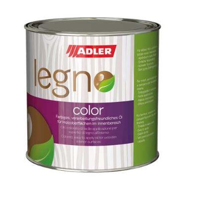 Adler Legno-Color - farebný interiérový olej na drevo