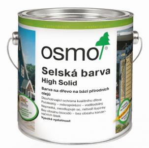 OSMO Priemyselná vidiecka farba pre aplikáciu striekaním
