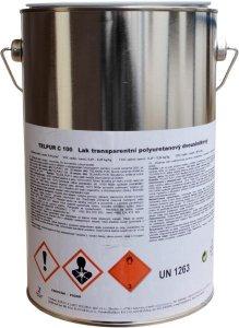TELPUR C100 - polyuretánový dvojzložkový lak