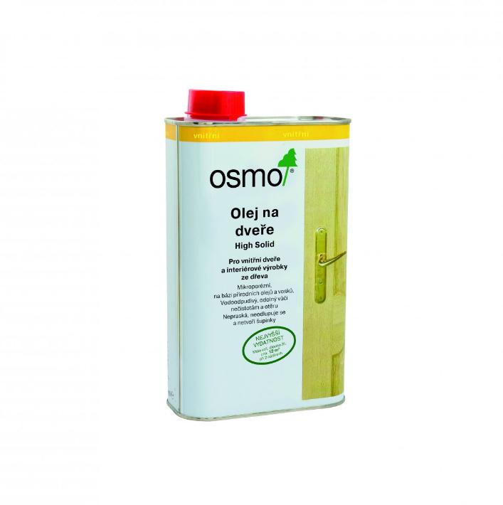 OSMO Olej na dvere 1 l 3033 - natural