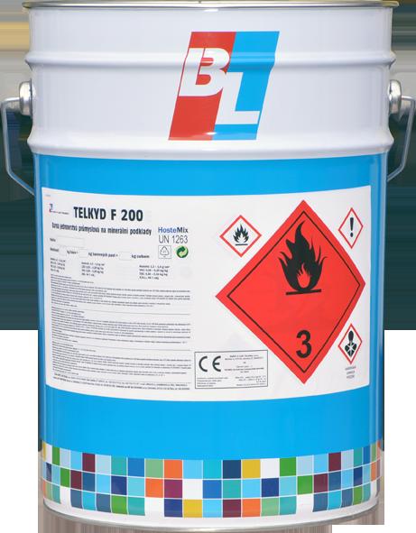 TELKYD F200 - syntetická farba na podlahu a minerálne podklady