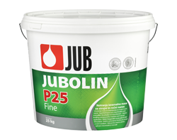 JUBOLIN P-25 fine - vnútorná vyrovnávacia hmota