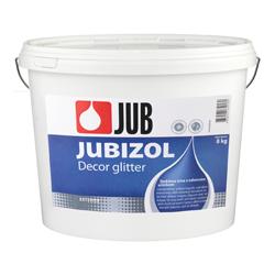 JUBIZOL Decor glitter - sklené zrná s reflexným efektom