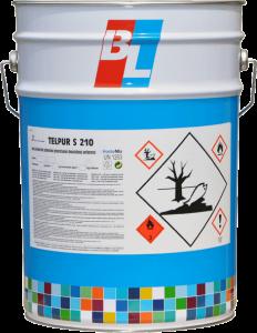TELPUR  S210 - 2v1 priemyselná polyuretánová farba
