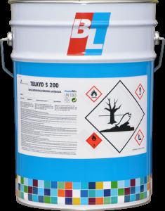 TELKYD S200 - 2v1 syntetická priemyselná farba