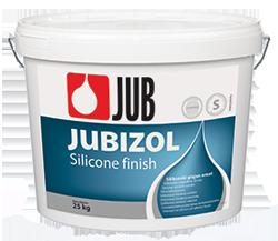 JUBIZOL Silicone finish S - silikónová hladená dekoratívna omietka